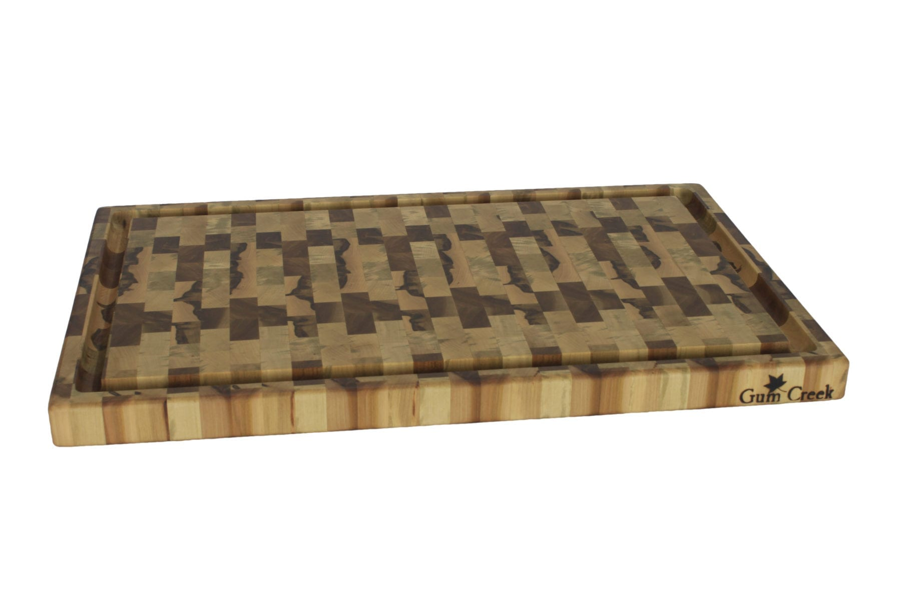 End Grain Cutting Boards - Carver
