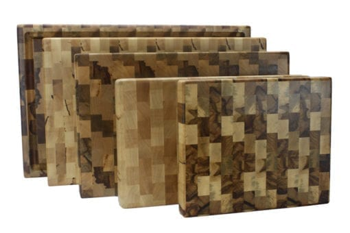 Collection of End Grain Boards