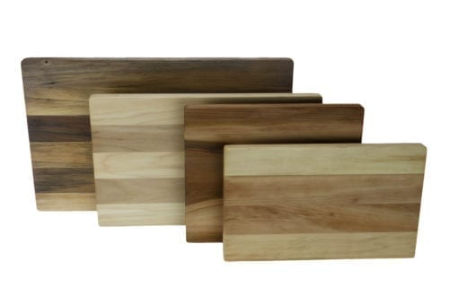 Collection of Flat Grain Cutting Boards